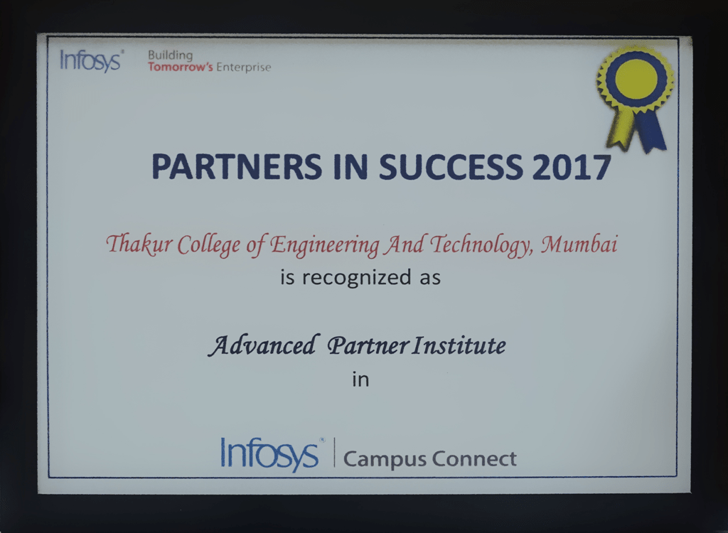 TCET - Thakur College Of Engineering and Technology